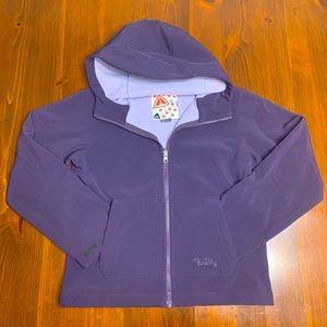 Girls Purple FireFly Jacket